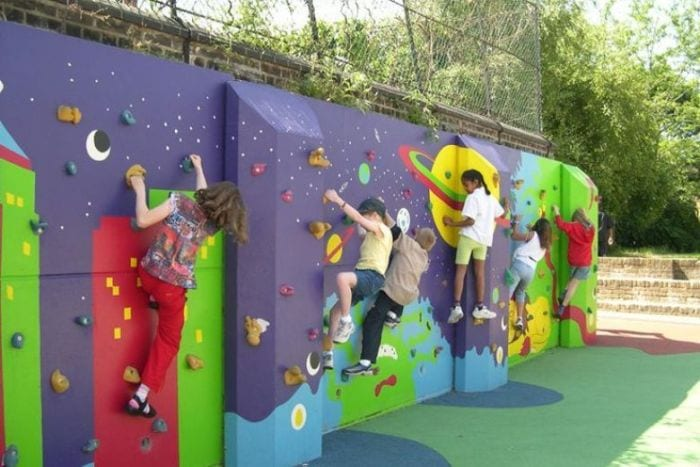 Totem 2 school playgrounds