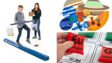 Science Classroom Must Haves - Activities