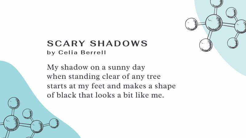 Scary Shadows science poem