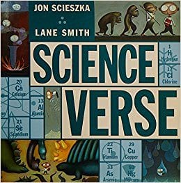 Book cover for Science Verse