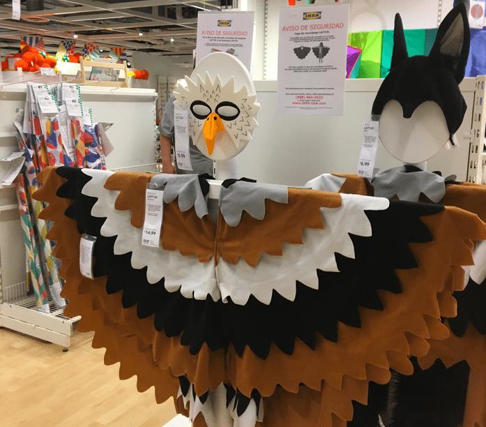dress-up costume