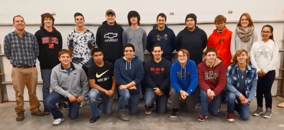 Teens from Gering, NE solving agricultural problems through Samsung Solve for Tomorrow contest