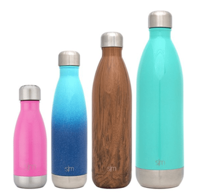 Water Bottle Teacher Gift Idea