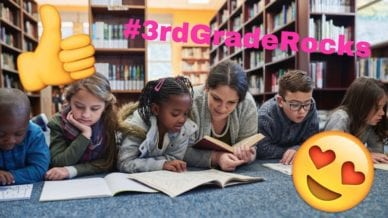 Third Grade Is the Best - Here's Why