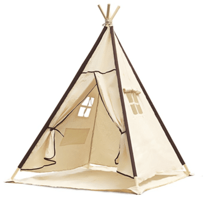 Classroom Camping theme tent- teepee style