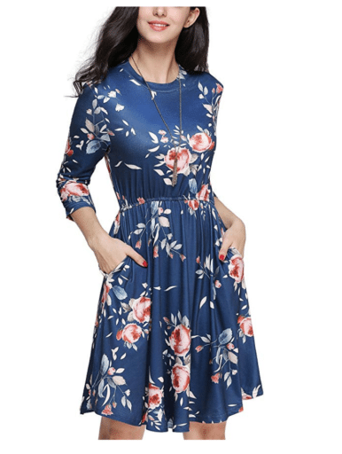 418ad4339747 Best Casual Dresses for Teachers (With Pockets!) on Amazon