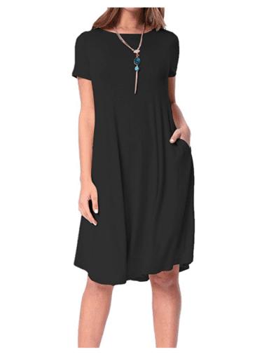 Casual Dresses for Teachers - Midi Dress