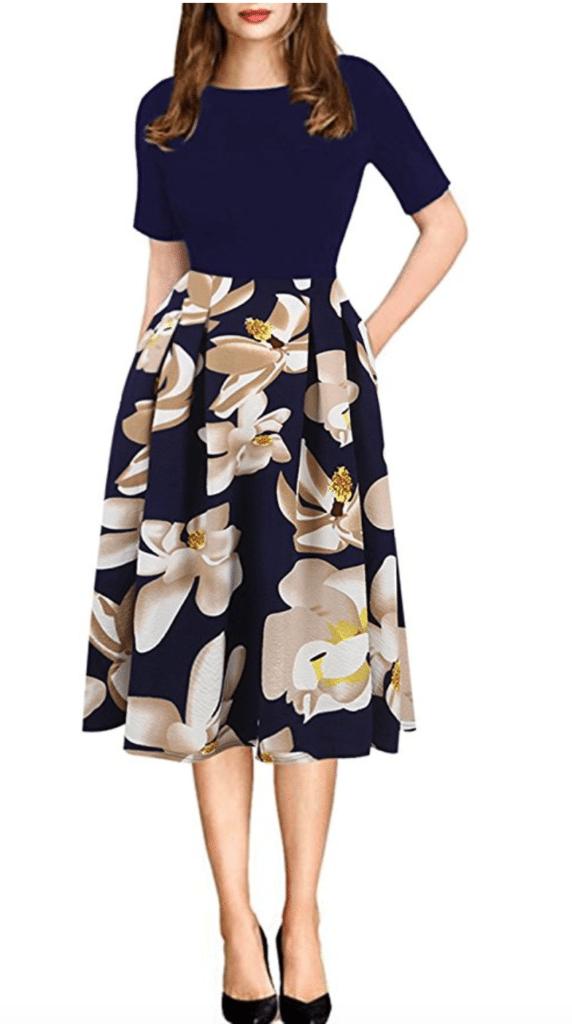 Casual Dresses for Teachers - Vintage