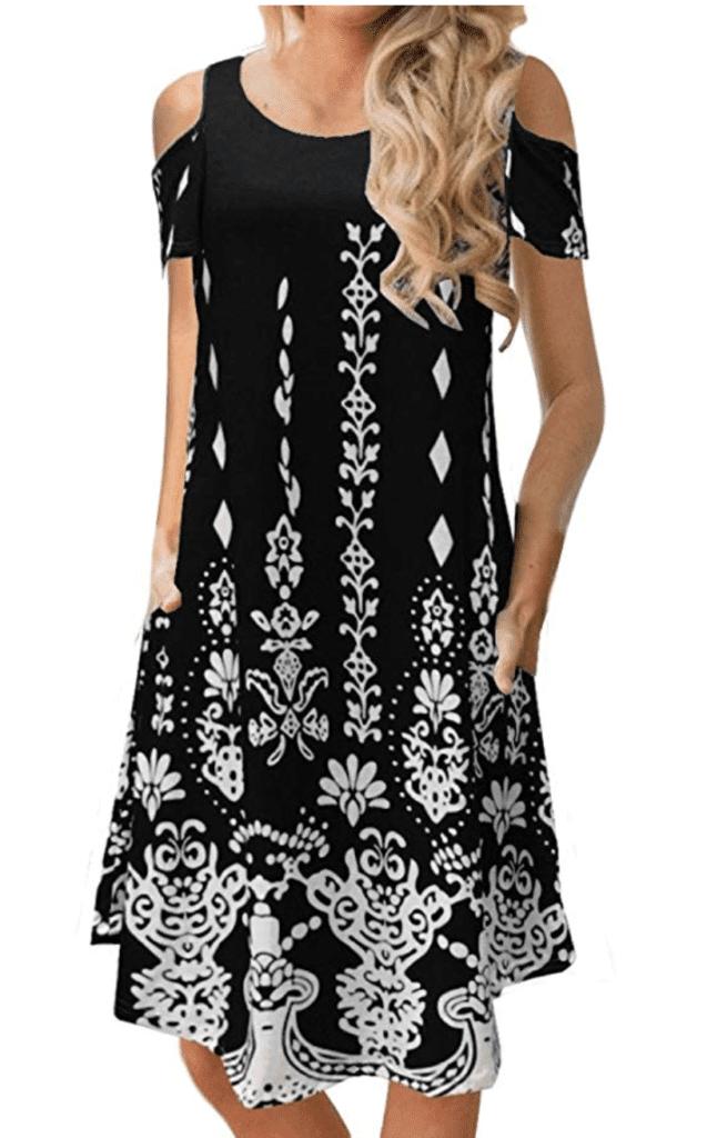 Dresses for Teachers - Floral