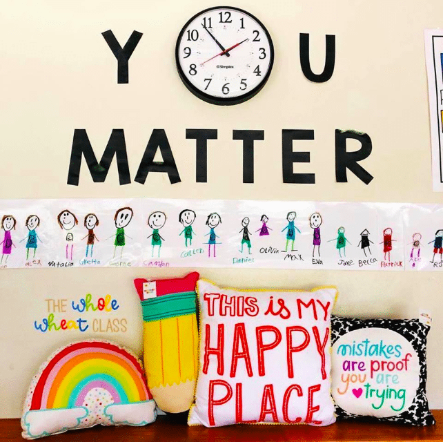 Fun Ways To Inspire Learning Creating A Study Room Every: Classroom Clock Decor And Upgrade Ideas