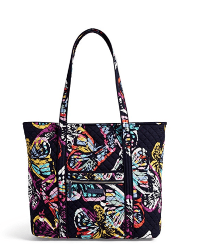 Vera Bradley Iconic Tote In A Pattern