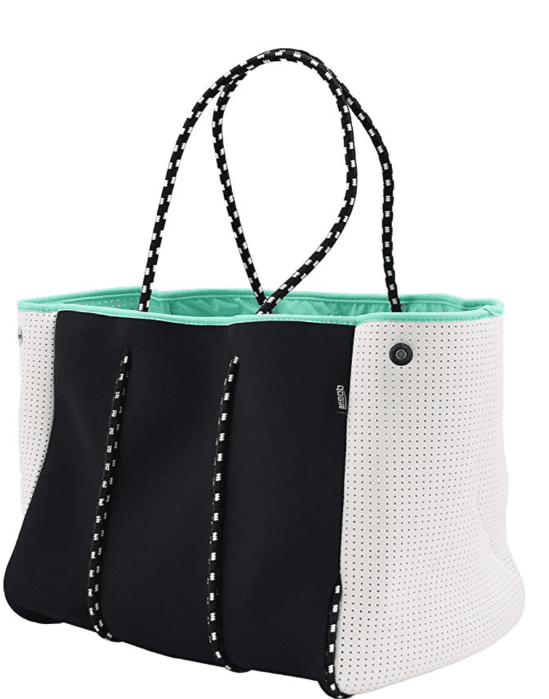This bag will flex and move as much as you need. It s actually sold as a  beach bag 4d07d2cdb2446