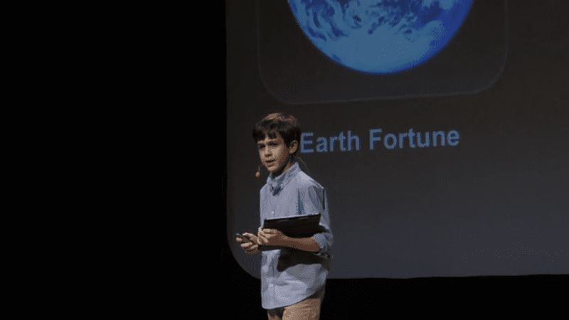TED Talks: Thomas Suarez