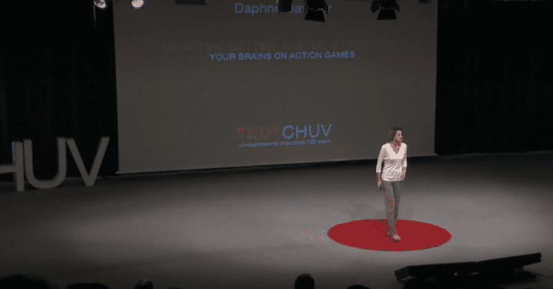 TED Talks: Video games