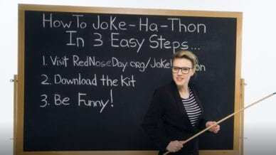 Red Nose Joke-Ha-Thon - Free Program to Teach Students Empathy