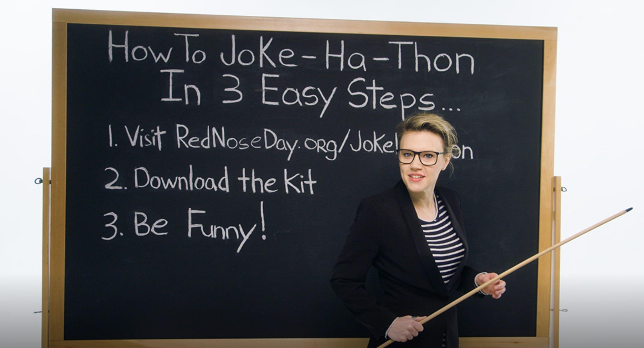 Red Nose Joke-Ha-Thon - Free Program to Teach Students Empathy