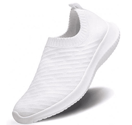 MATRIP slip on shoes in white