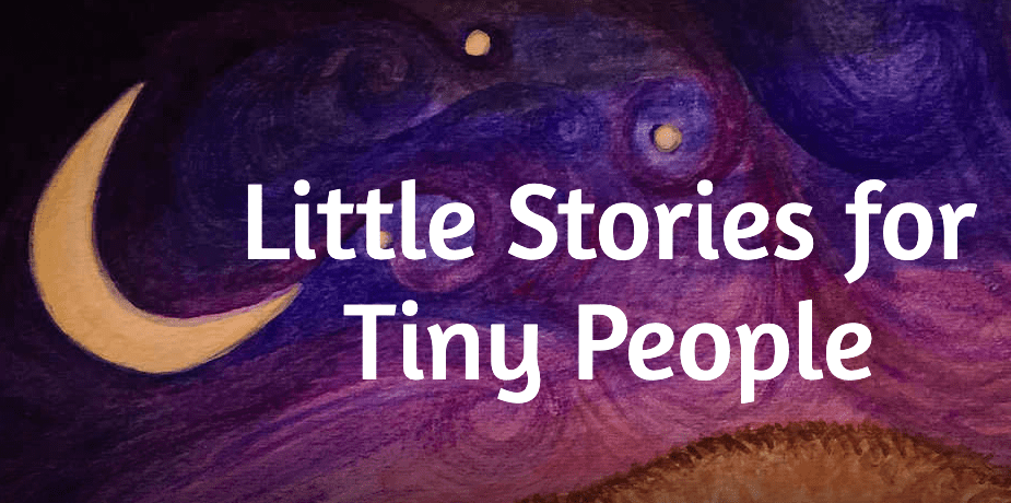 Little Stories for Tiny People podcast for kids