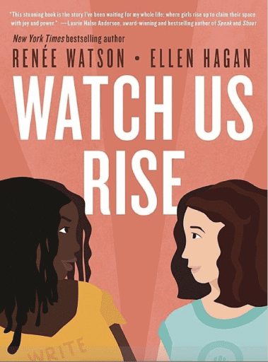 Watch Us Rise book cover (Summer Reading List)