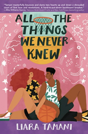 All The Things We Never Knew book cover