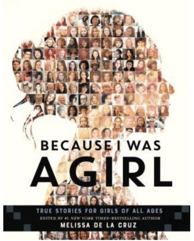Because I Was a Girl book cover