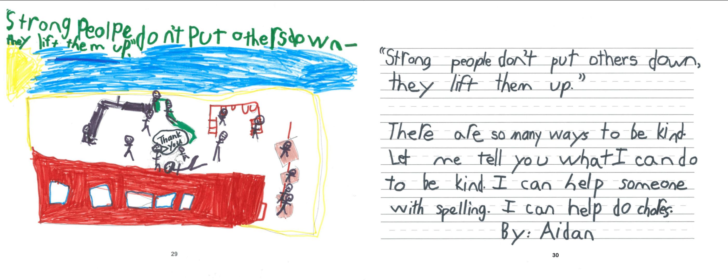 Kindness Class Book