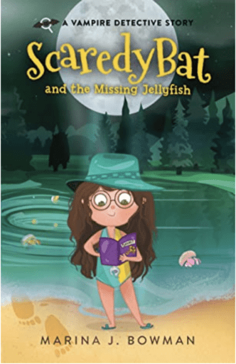 Scaredy Bat and the Missing Jellyfish (Summer Reading List)