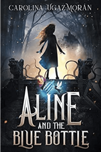 Aline and the Blue Bottle (Summer Reading List)