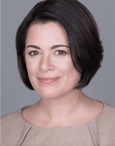 headshot of Nicole Malachowski smiling