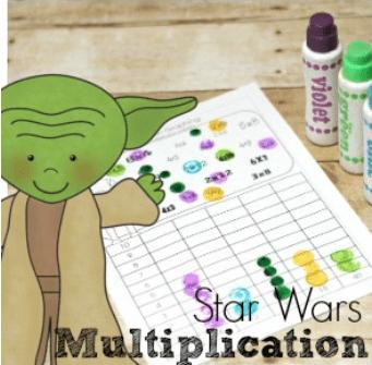 """""""Star Wars Multiplication"""""""