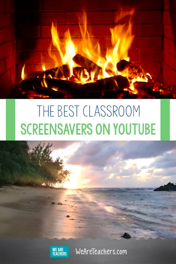 The Best Classroom Screensavers on YouTube