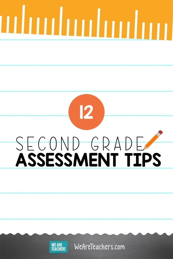 12 Super Second Grade Assessment Ideas