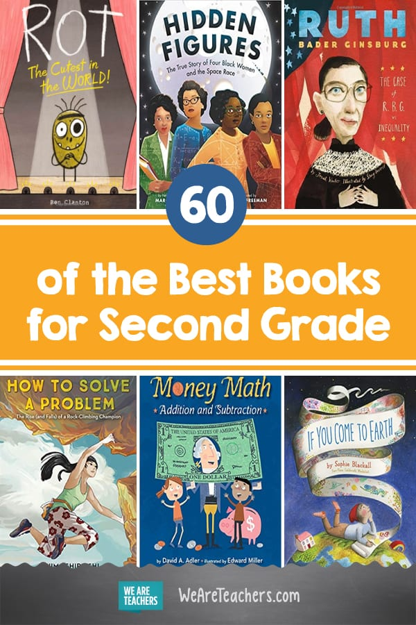 60 of the Best Books for Second Grade