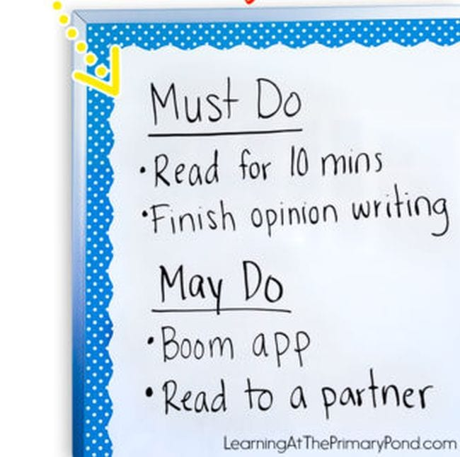 Second Grade Classroom Management