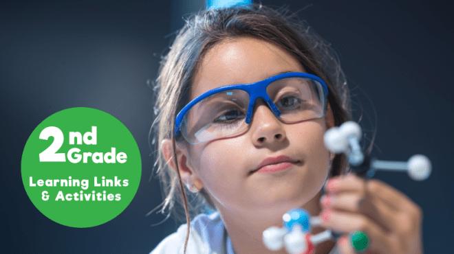 Best Second Grade Websites & Activities