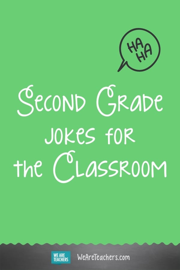25 Fun Second Grade Jokes to Start The Day
