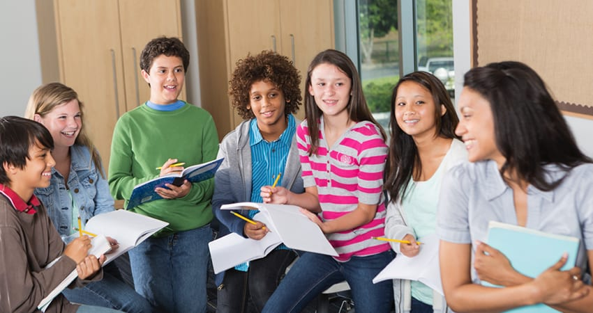Empower Students – 6 Ways Any Teacher Can Be a Positive Role Model for Middle School Students