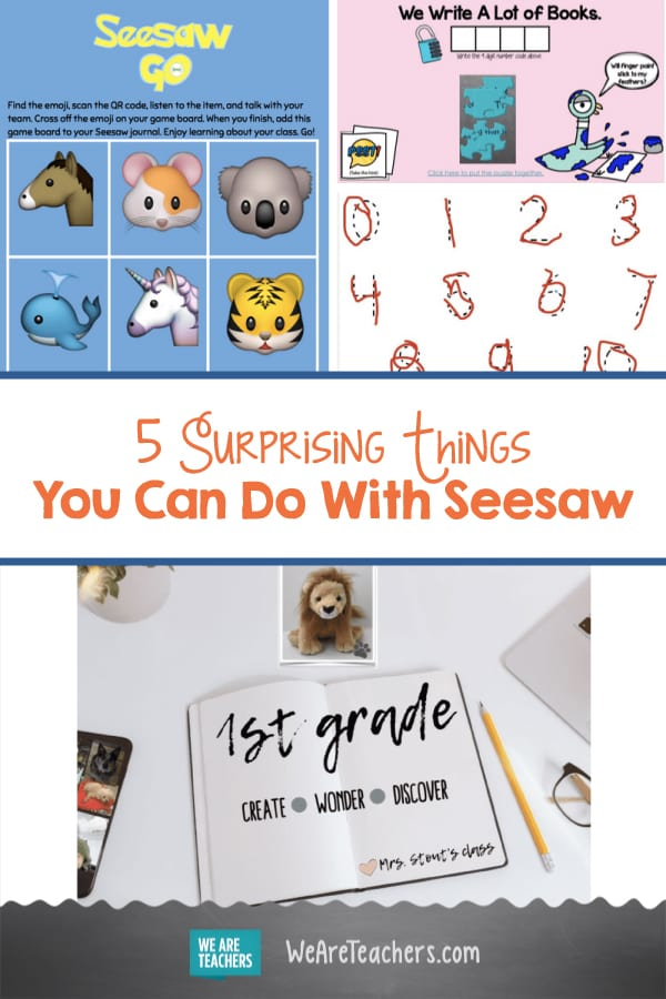 5 Surprising Things You Can Do With Seesaw