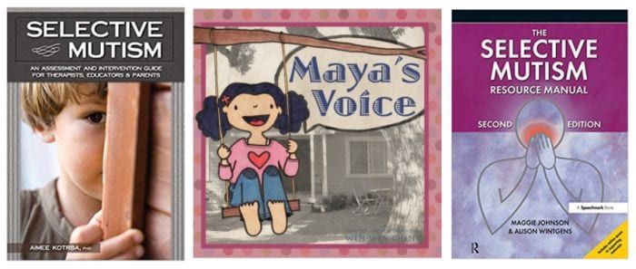 Selective Mutism Resources