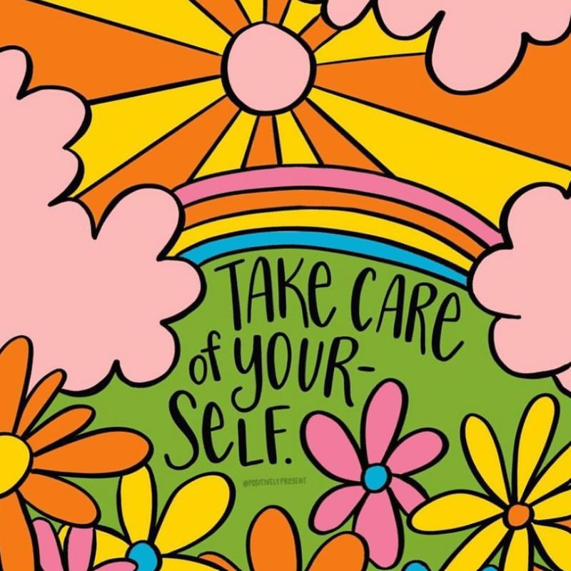 Self care is non negotiable