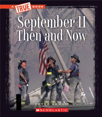 September 11 Then and Now book cover