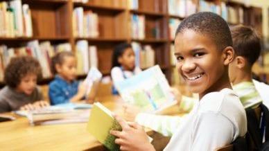 Book Series Grades 3-7