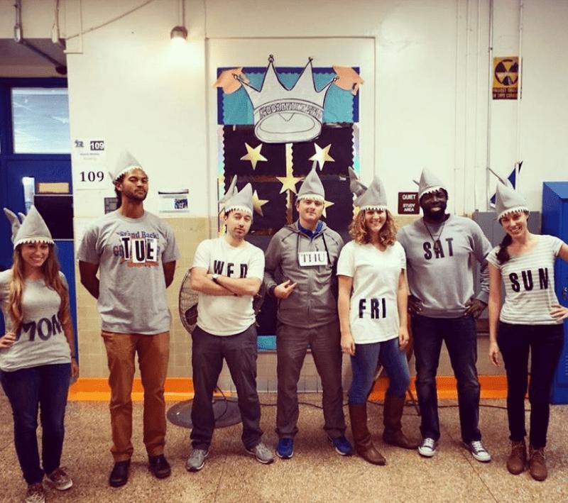 Shark Week Classroom Halloween Costume