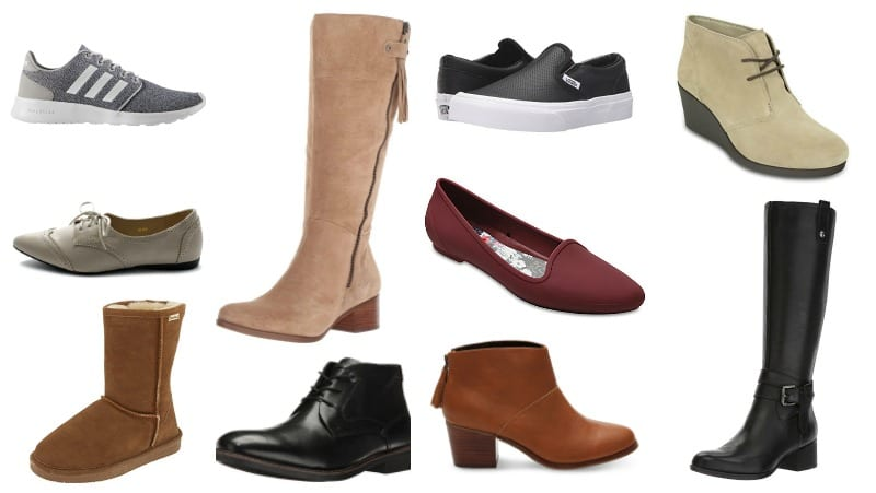 Image result for different types of shoes collage