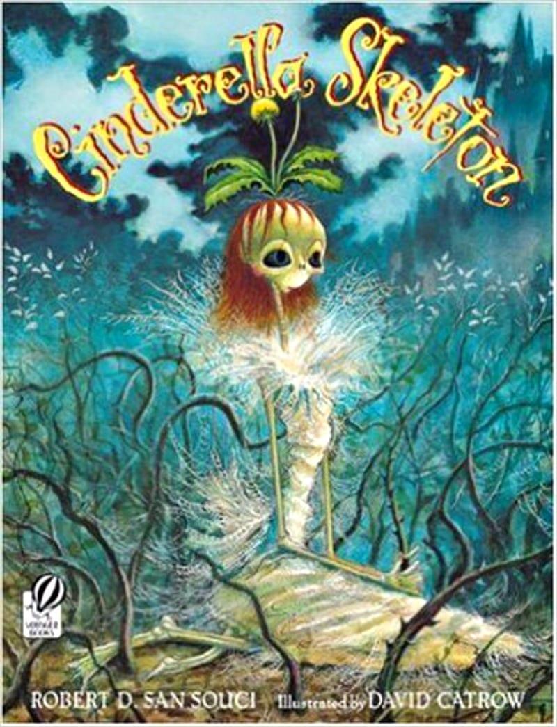 book cover of Cinderella Skeleton