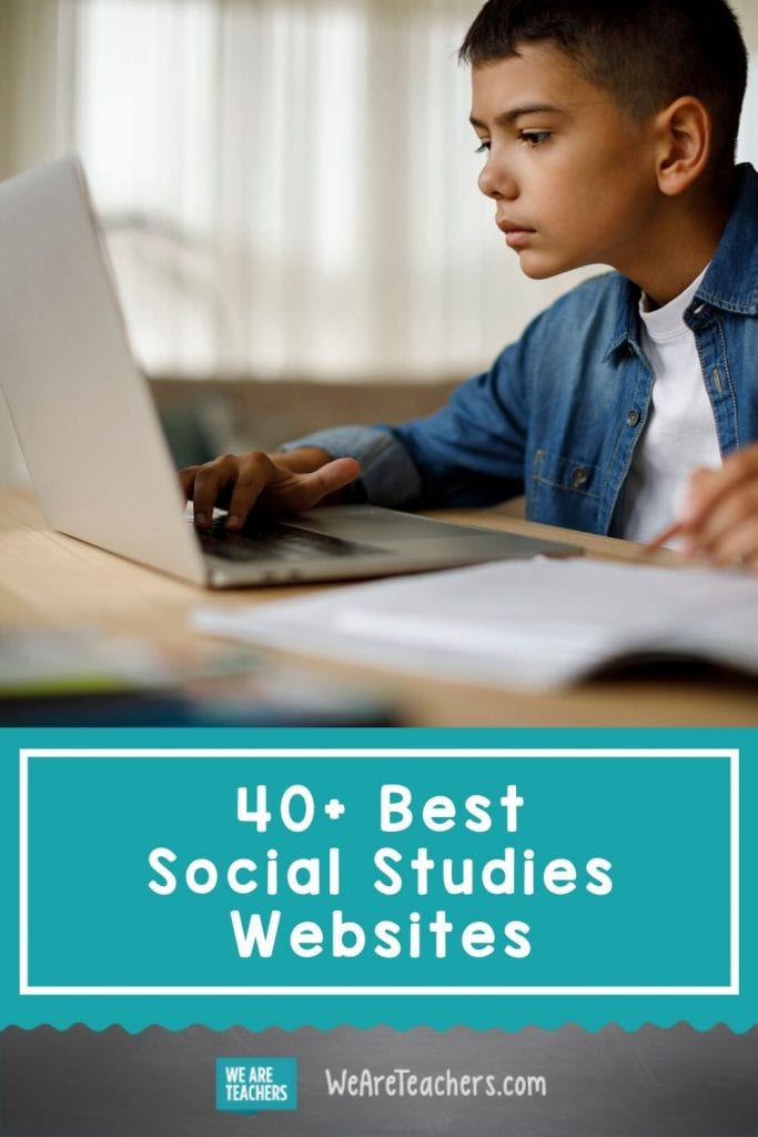 Best Social Studies Websites for Kids and Teens