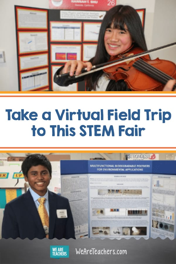 Take a Virtual Field Trip to This STEM Fair Featuring 30 Amazing Middle School Students
