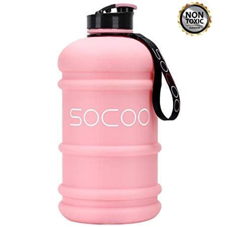 Socoo teacher water bottles