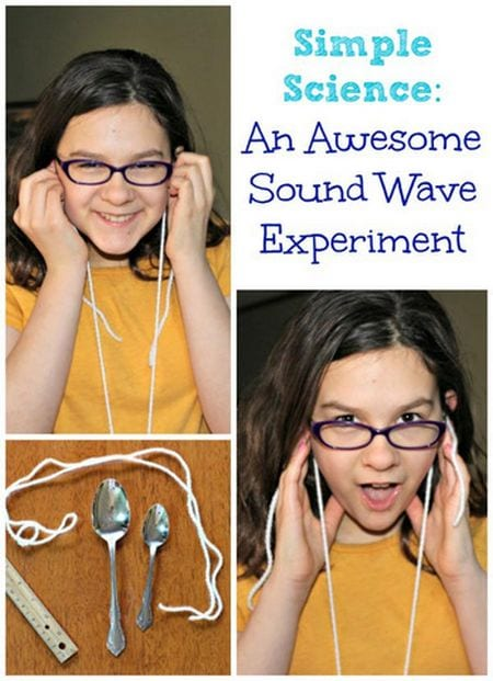 Sound waves 6th grade science Edventures