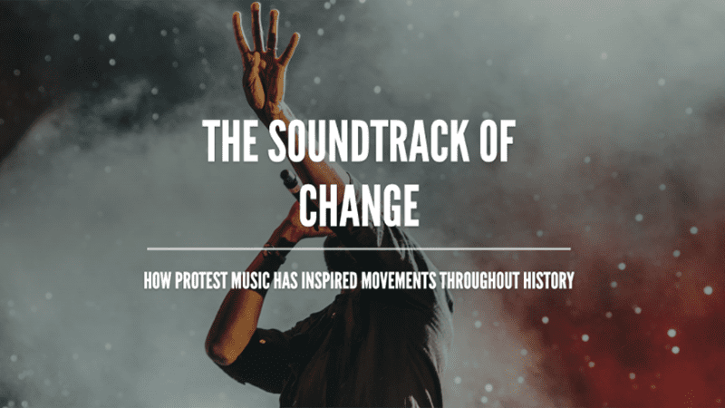 The SoundTrack of Change